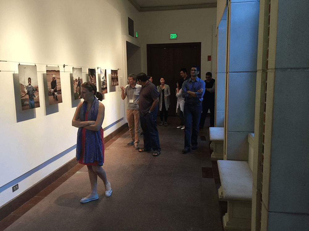 Tuesday museum visit